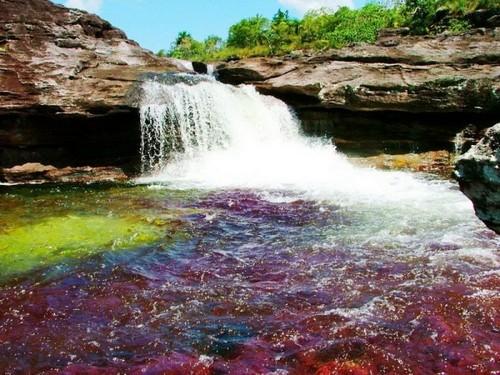 Река Каньо–Кристалес