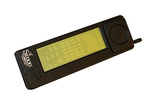 Один из первых в мире смартфонов
