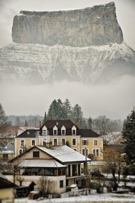 Гора Эгиль во Франции