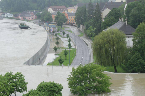 Потоп в Европе, лето 2013 года, Австрия. Reuters